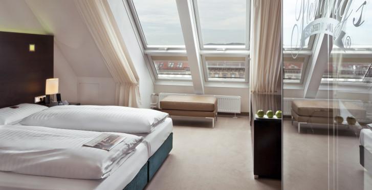 Suite junior - Fleming's Conference Hotel Wien