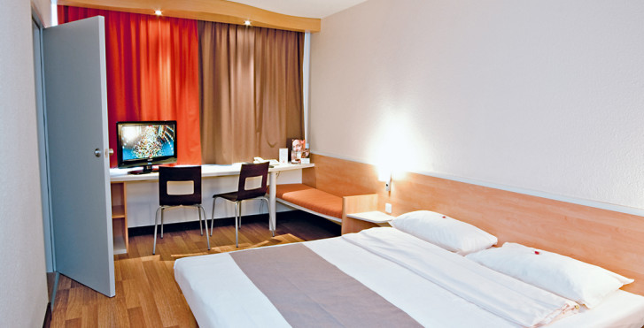 chambre double - Ibis Wien Mariahilf