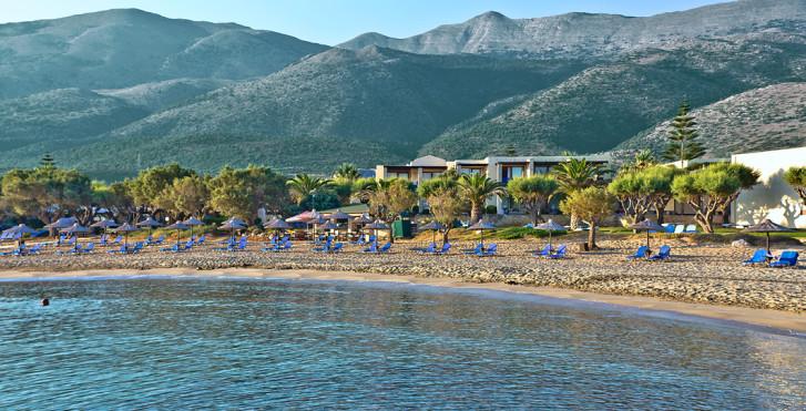 Cretan Malia Park Kreta Migros Ferien