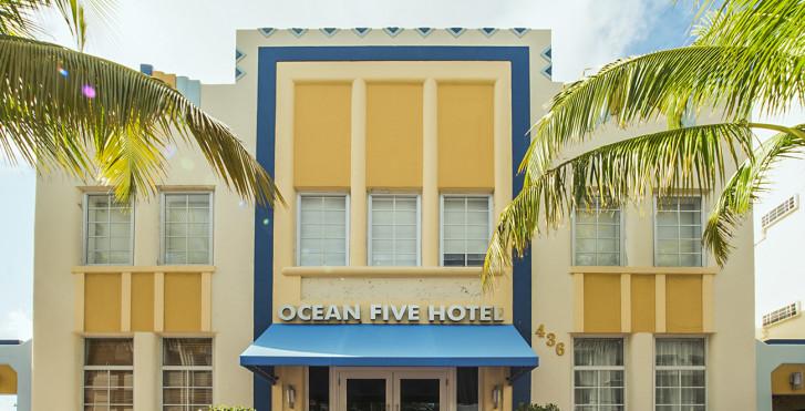 Bild 24996308 - Ocean Five Hotel