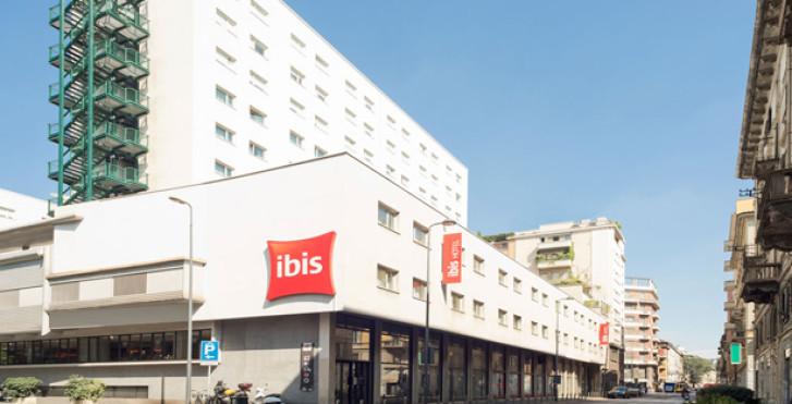 Image 13685894 - Ibis Milano Centro
