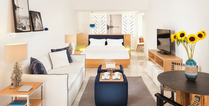 Open Plan Suite - Mykonos Grand Hotel & Resort