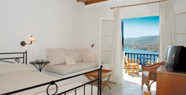 Doppelzimmer - Hotel Archipelagos