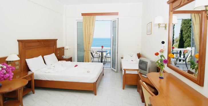 Doppelzimmer Superior Meersicht - Kerveli Village Hotel