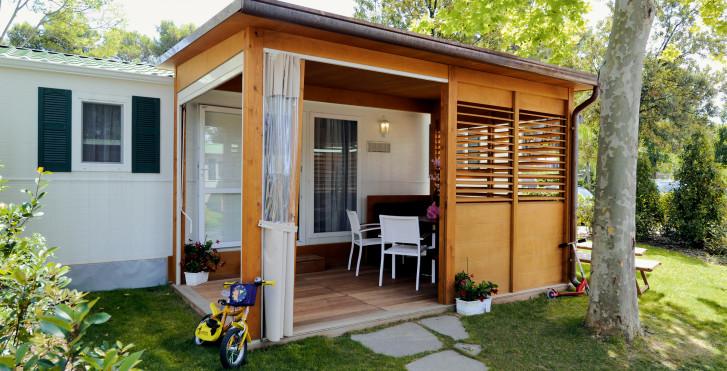 Mobil-home Exotic - Village de vacances Europa