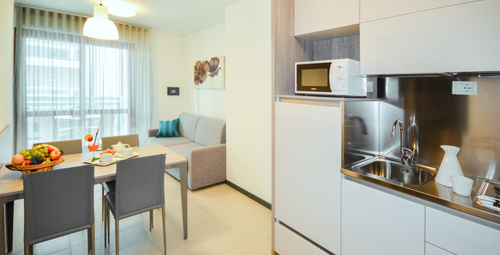 Appartement Family Panoramic - Aparthotel Imperial