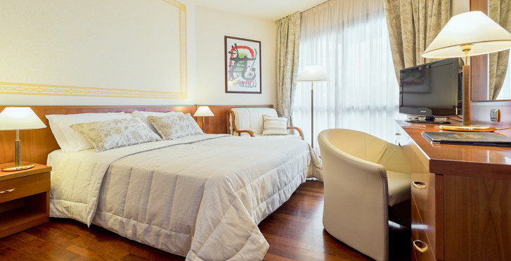 Chambre double Deluxe - Savoy Beach Hotel