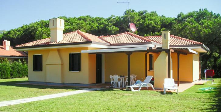 Villa - Ferienanlage Albarella