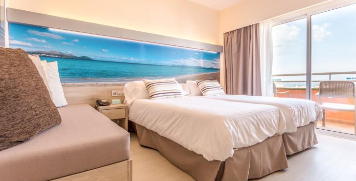 Chambre double Superior - Hotel & Spa Ferrer Janeiro