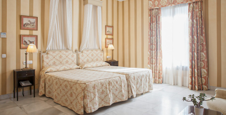 Chambre double - Villa Jerez