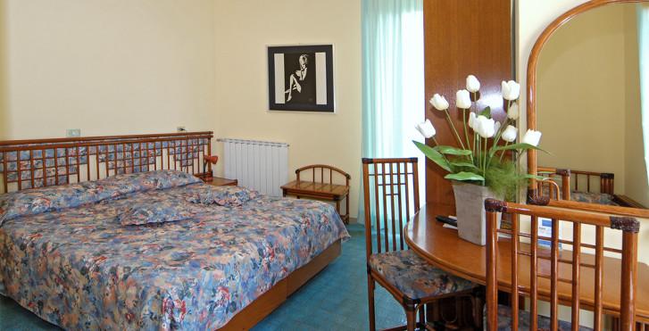 Chambre double - Hôtel Cinque Terre