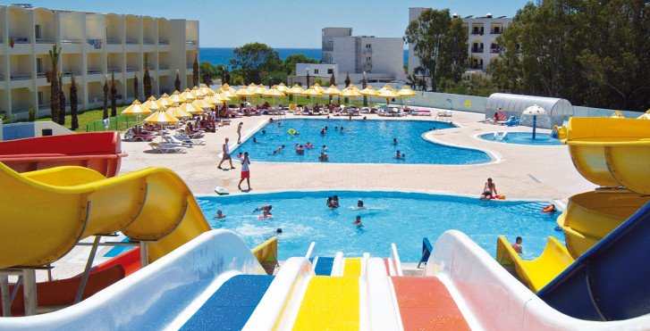 Image 27820661 - PrimaSol Omar Khayam Resort & Aquapark