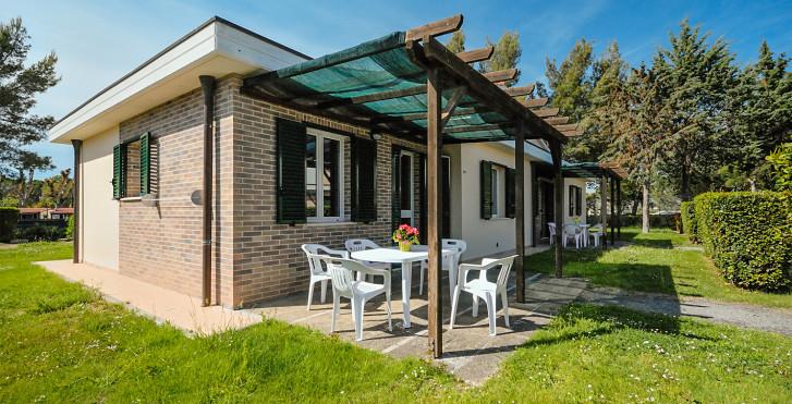 Appartement - Ferienanlage La Cecinella