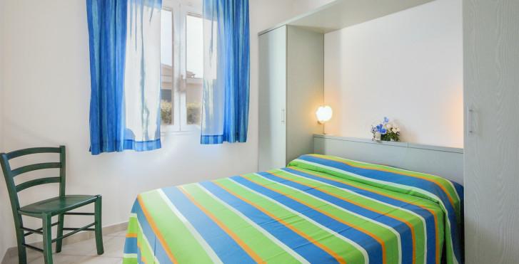 Appartement 1 chambre / appartement 2 chambres - Complexe La Cecinella
