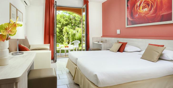 Doppelzimmer Classic - Garden Toscana Resort