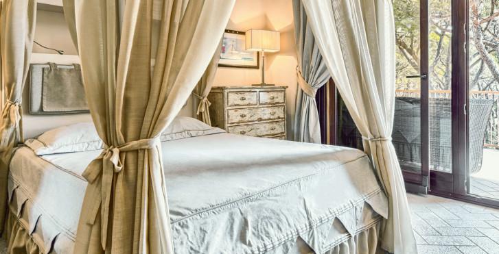 Doppelzimmer Deluxe - Roccamare Resort - Hotel