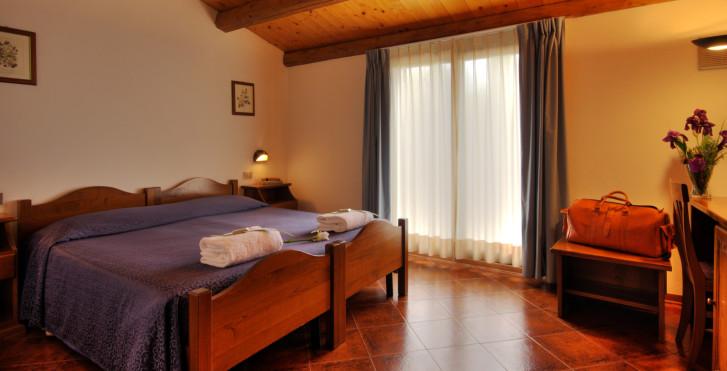 Doppelzimmer Comfort - Casanova Residence & Spa - Hotel