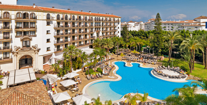 Hotel H Marbella Plaza