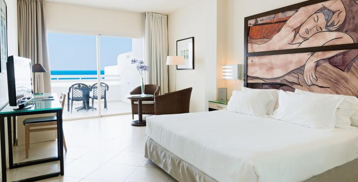 Chambre double vue mer - H10 Estepona Palace