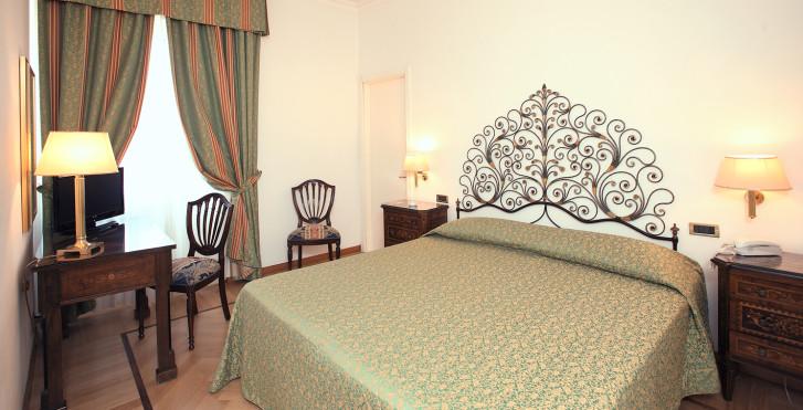 Chambre double - Grand Hotel Villa Balbi