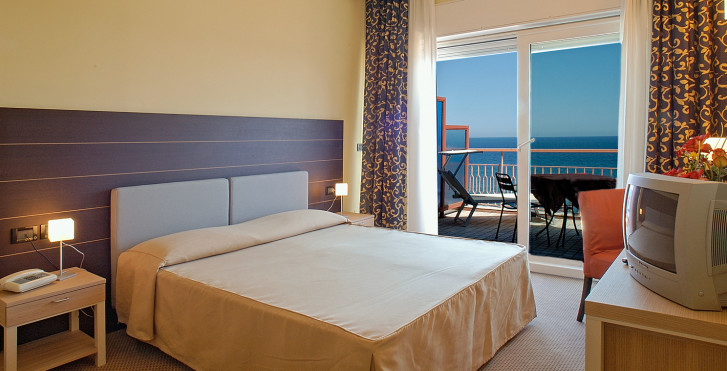 Chambre double - Grand Hotel Spiaggia