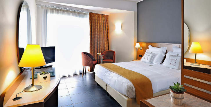 Doppelzimmer Classic - Grand Hotel Diana Majestic