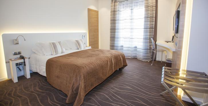 Doppelzimmer - Best Western Plus Hotel Prince de Galles