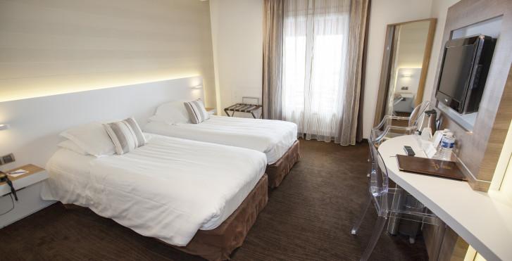Chambre double - Best Western Plus Hôtel Prince de Galles