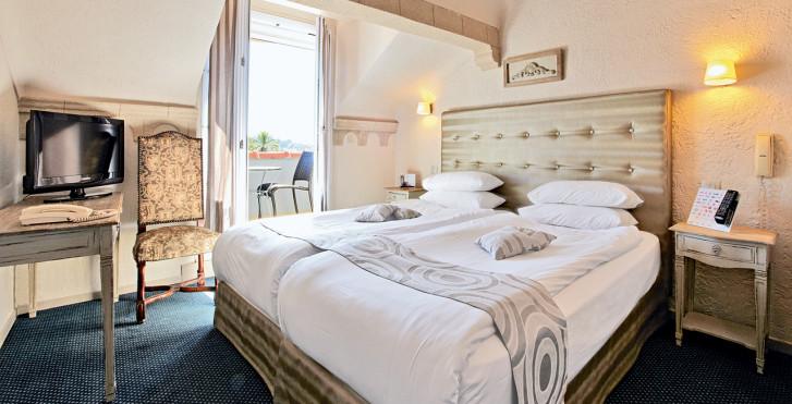 Chambre double Superior - Golden Tulip Cannes Hotel de Paris