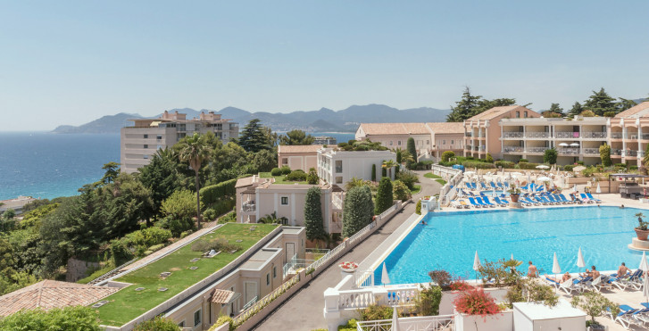 Image 34679480 - Résidence P & V «Cannes Villa Francia»
