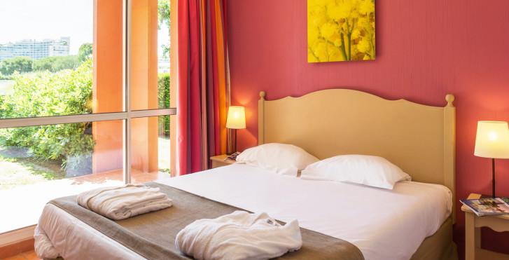 Appartement 2 pièces - P&V Résidence Les Rives de Cannes Mandelieu