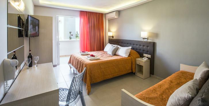 Doppelzimmer Superior Deluxe - Mareblue Beach Resort