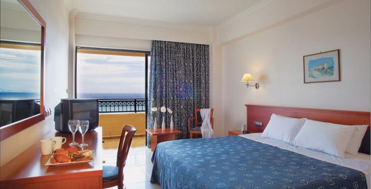 Chambre double - Zeus Hotels Cosmopolitan