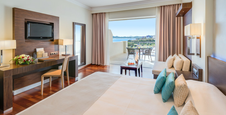 Chambre double Elite Club Guestroom - Elysium Resort & Spa