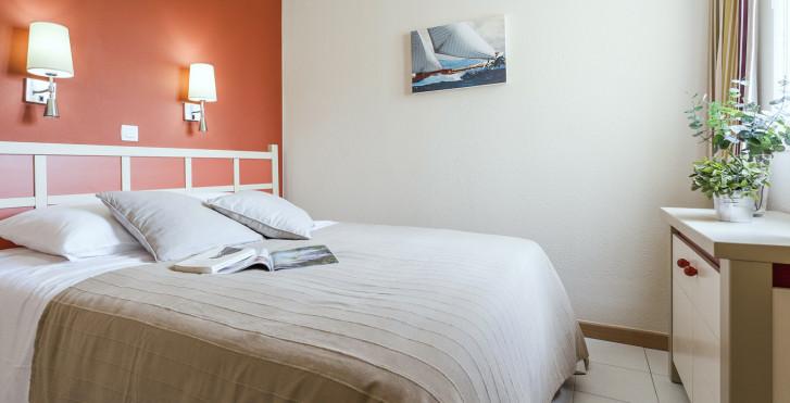 2-Zimmer-Appartement Standard - Résidence P & V «L'Anse de Pramousquier»