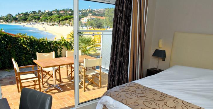 Chambre double - Roc Hotel