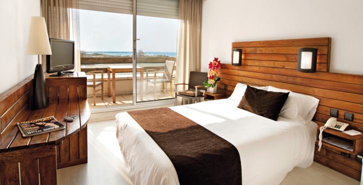 Chambre double - Hôtel Capao