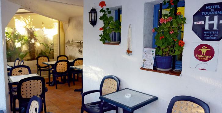Image 7857053 - Hôtel Les Palmiers en Camargue