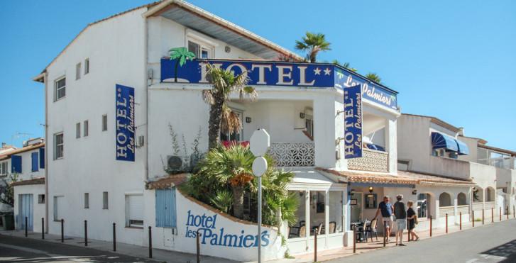 Image 28620512 - Hôtel Les Palmiers en Camargue