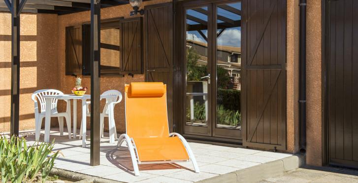 Maisonmitoyenne3pièces - Village de vacances Les Tamaris & Les Portes du Soleil