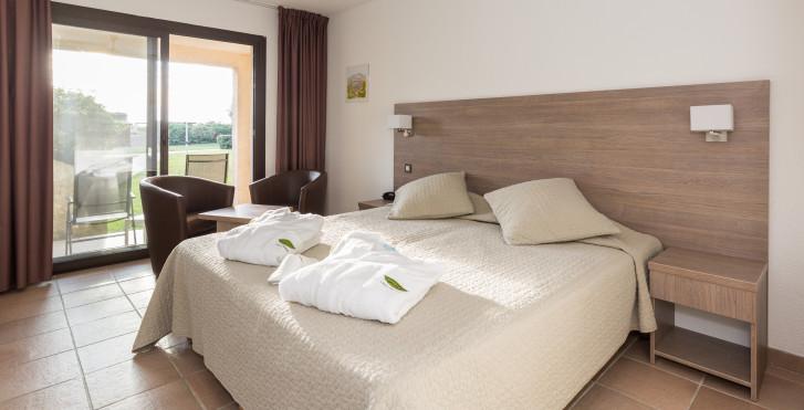 Chambre double - Thalacap Camargue - hôtel
