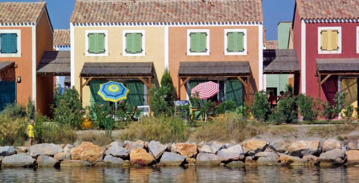 Exemple Maison 3 pièce Marina - Village L'île des Pêcheurs