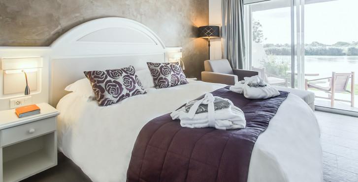 Doppelzimmer Marais - Hotel L'Estelle en Camargue