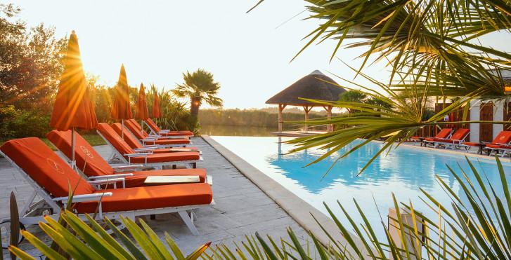 Hotel L'Estelle en Camargue