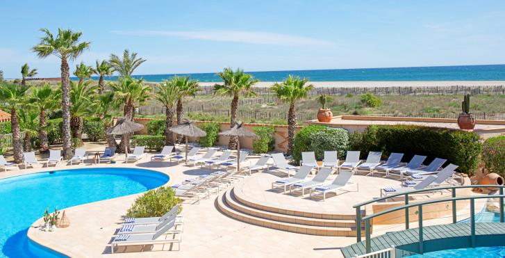 Les Bulles de Mer, Hotel Spa sur la Lagune
