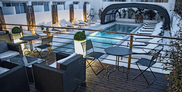 Hôtel Vila de la mar (ex Bastide Blanche UBUD-Hotel)