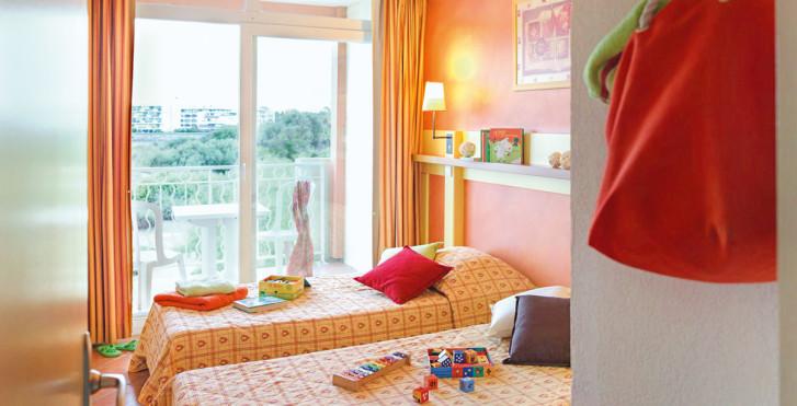 3-Zimmer-Appartement - Feriendorf Belambra «Le Vidourle»