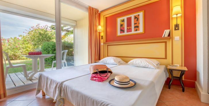 Appartement 2 pièces - Village Belambra «Le Vidourle»
