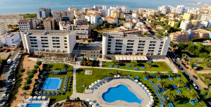 Hôtel Mediterraneo et Mediterraneo Park