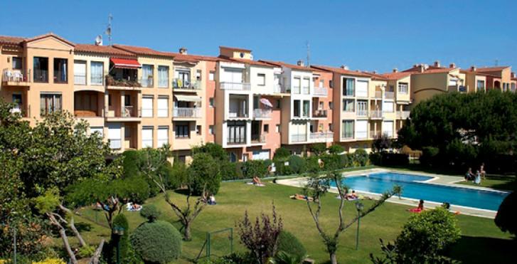 Bild 7861607 - Apartamentos Comte d'Empuries